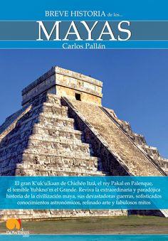Portada Breve historia de los mayas