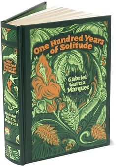 100 Years of Solitude Classic Book Covers Redesigned - You The Designer