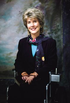 Joni Eareckson Tada - deserves and has my extreme respect.  She has persevered through so much physical pain and loss, but with seeming grace and love and dignity.  She found an outlet for her gift of art by learning to draw w/a brush in her mouth.  She was on the program for Super Summer '77(?) along w/Amy Grant.
