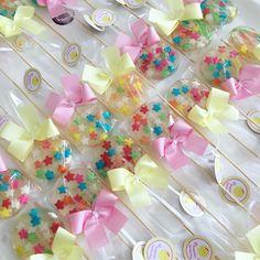 Star Lollipops