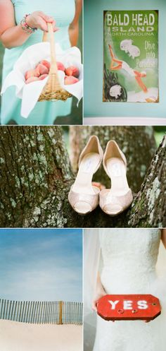 Bald Head Island Wedding by Joey + Jessica Photographs