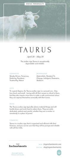 Taurus Zodiac Sign Correspondences - Taurus Personality, Taurus Symbol, Taurus Mythology and Taurus Meaning Taurus Symbols, Astrology Taurus, Zodiac Signs Taurus, Zodiac Star Signs, Zodiac Horoscope, Astrology Signs, Zodiac Facts, Horoscopes, Pisces And Taurus