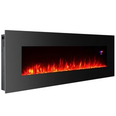 8 Electric Fireplaces Ideas Wall Mount Electric Fireplace Electric Fireplace Fireplace