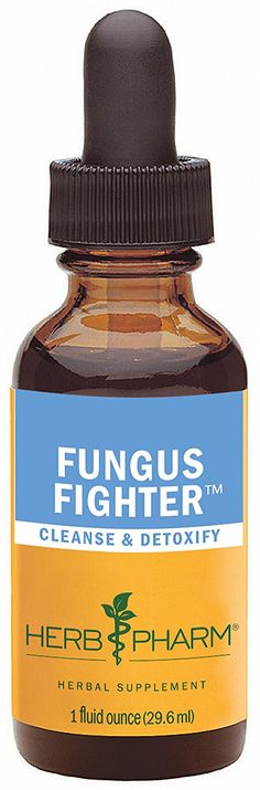 Herb Pharm Fungus Fighter Herbal Formula for Cleansing and Detoxification - 1 Ounce ** Tried it! Love it! Click the image. : Healthy Herbal Supplements