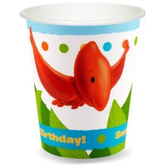 Little Dino 9 oz. Cups