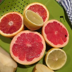 Pink grapefruit healthy and beautiful#organic #health #food #fruit #cleaneating #fitfam #detox #pink #healthydetoxsmoothie #weekend #delicious #style #life #coach #lifestyle #mindfulness #body #fitness #vegan #yoga #glutenfree #morning #enjoy  detox glten free healthy cleaneating