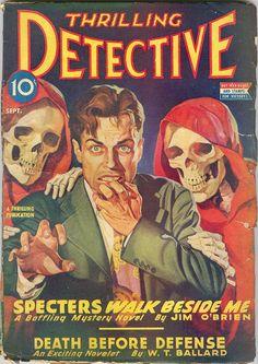 Thrilling Detective, September 1944