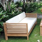 Found it at Wayfair - HiTeak Furniture Summer Set Garden Bench