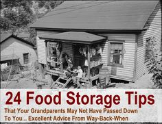 There are pretty much two kinds of people who stockpile and store food supplies. People who are concerned about rising food prices or a possible lack of money, and those preparing for a SHTF scenario, either manmade or natural. It doesn't really matter why you…