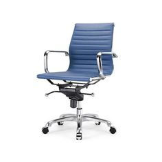 Otis Office Chair Blue