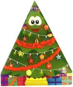 """""""Mi árbol de Navidad"""". Editorial Arcada. (3 a 6 años)."""