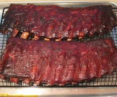 This instructable is for delicious smoked spare ribs that have been cut down to a St Louis cut. You can easily use the same recipe for loin back ribs...