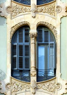 Casa Asunción Belloso  1909  Architect: Josep Doménech i Estapà