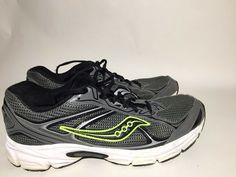 bd95fb1ec090f Saucony Cohesion 7 25181-23 Mens Size 10 Pre-Owned  fashion  clothing  shoes   accessories  mensshoes  athleticshoes (ebay link)