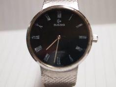 RADOラドー機械式アンティーク時計 Watch rado ¥4800yen 〆04月06日