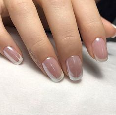 Want some ideas for wedding nail polish designs? This article is a collection of our favorite nail polish designs for your special day. Read for inspiration Perfect Nails, Gorgeous Nails, Pretty Nails, Nagellack Design, Nagellack Trends, Bride Nails, Wedding Nails, Elegant Nails, Stylish Nails