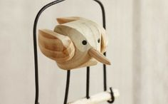 Bird made by Daan Samuels