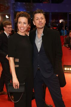 Michi Beck Photos Photos - Ulrike Beck and Michi Beck attend the closing ceremony of the 66th Berlinale International Film Festival on February 20, 2016 in Berlin, Germany. - Closing Ceremony Red Carpet Arrivals - 66th Berlinale International Film Festival