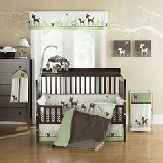 Kids Line™ Willow Organic Bedding and Accessories - jcpenney