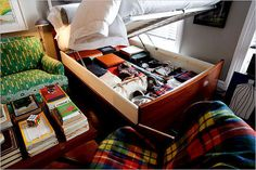 another bed idea that would work well in the bedroom that will be downstairs in carriage house