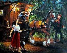 Poemas Ciganos: Caravanas