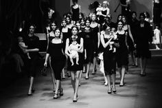 "Pregnant models, mothers, babies and children featured in Dolce & Gabbana's ""Viva La Mamma"" show at Milan Fashion Week  http://www.theweek.co.uk/62773/milan-fashion-week#ixzz3TP7MX84C"