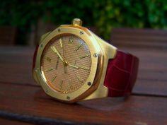 Audemars Piguet Royal Oak in 18K gold
