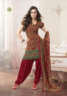 Pics For > Amy Jackson In Salwar Suit