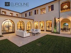Euroline Steel Windows & Doors Santa Ana, CA