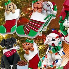 Pet ornaments for Christmas! #dog #pet #christmas