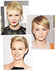 Every cut needs a champion. This year a slightly longer version of the pixie has Carey Mulligan taking it up, over, and all around -- in everything from smooth swirls to side-swept bangs.