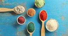 Hibiscus Sabdariffa, Food Coloring, Food Design, Organic Recipes, Healthy Tips, Macarons, Colorants, Good Food, Tableware
