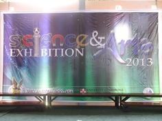 3rd Science and Arts Exhibition 2013