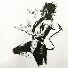 Nightcrawler by Jae Lee Comic Book Artists, Comic Book Characters, Marvel Characters, Comic Artist, Comic Character, Comic Books Art, Character Design, Marvel Comics, Marvel Vs