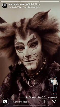 Pretty Cats, Pretty Kitty, Cats That Dont Shed, Cats Musical, Musicals, Halloween Face Makeup, Theatre, Life, Fictional Characters