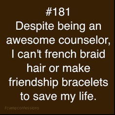 @Alex Jones Odle this is you, minus the friendship bracelets. Dont worry, i will do your hair all summer :)
