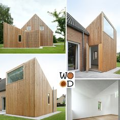 House AND | Architects: adn Architectures | Location: Anderlues, Belgium | Area: 24.0 sqm | Year: 2014 | http://www.archdaily.com/543746/house-and-adn-architectures/