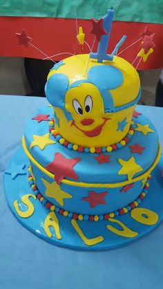 #cake#vendicari#mickymouse#vendicari