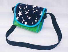 Kindergartentaschen - Kindergartentasche - ein Designerstück von Taschenmacherei bei DaWanda Saddle Bags, Etsy, Handmade, Sling Bags
