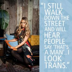 """Laverne Cox Is The Woman We've Been Waiting For."" Great great great article. A must read."