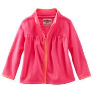 From USA b'gosh full zip fleece jacket- perfect for cold weather  Size : 9 months Price: 190 EGP