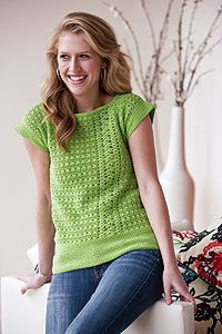 crochet pattern for an adorable shirt.- If only I knew how to crochet this shirt would be sweet but in the color of hot pink