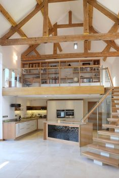 8 Converted Barn Homes You'll Want to Live In - COWGIRL Magazine Bright-and-spacious-converted-old-barn<br> Would you love to live in an old barn? These days it's a trendy thing. Check out 8 converted barn homes that will make you want to move on in.