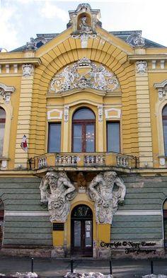 Fairyhungary: Klasszicizmus #építészet #klasszicizmus #szabadka #könyvtár Mansions, House Styles, Home Decor, Decoration Home, Manor Houses, Room Decor, Villas, Mansion, Home Interior Design