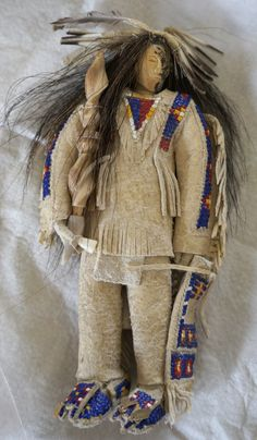 Ancient Tradition Oglala Lakota Doll – Pine Ridge Center for Artists and Crafters