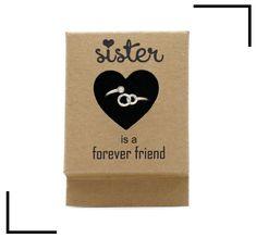 Judith Sister Rings, Sister Jewelry Rings for Women