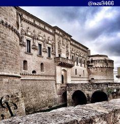 Castello Corigliano d'Otranto