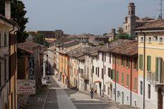 Il centro storico di Castiglione delle Stiviere