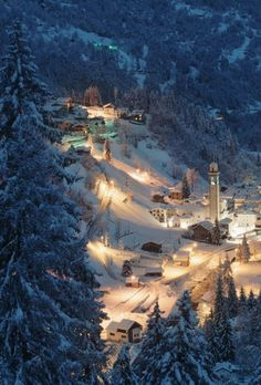 Gerola Alta, Italy