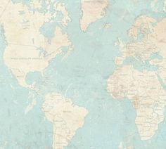 World map canvas print vintage map blue tiffany world map vintage world map canvas print vintage map world map horizontal extra large wall art vintage map antique oversized pastel map huge wall art poster gumiabroncs Image collections